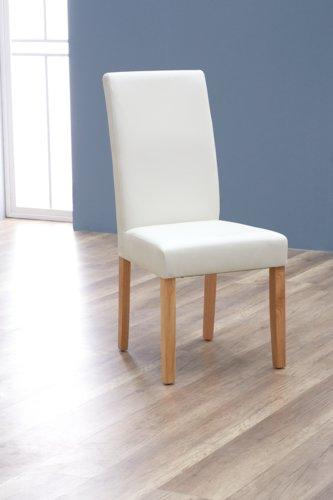 Sedia TUREBY bianco