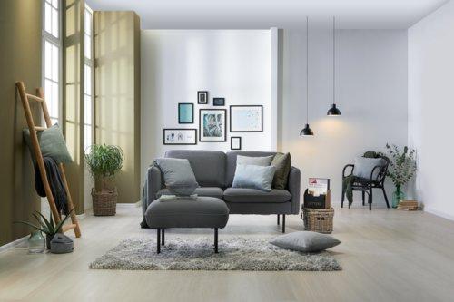 Teppich MILANO 120x180 grau