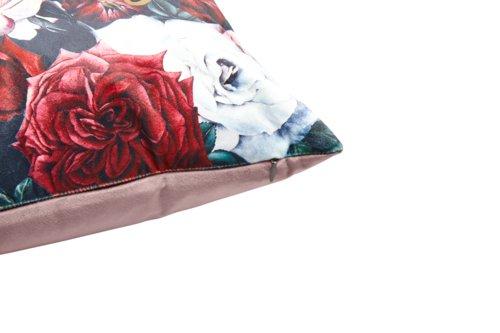 Zierkissen DARK FLOWER 45x45