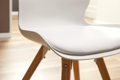 Cadeira jantar BOGENSE branco
