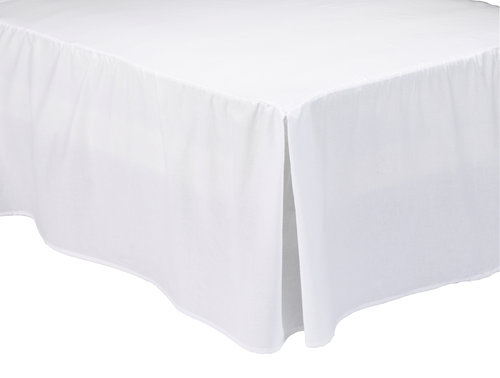 Kappelagen 90x200x45cm hvid KRONBORG