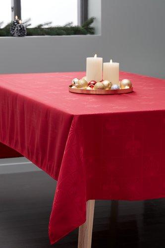 Fată de masă GULDSTEN 90x90 rosie