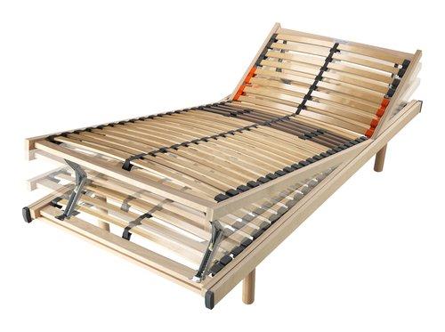 Rete letto regol. 80x190 PLUS A90 FLEX