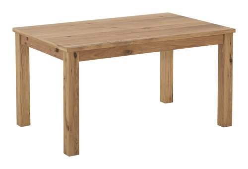 Table VINDUM 90x140cm chêne