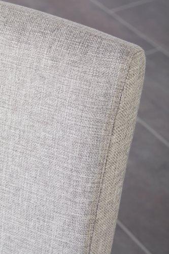 Chaise JULLERUP gris