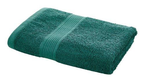 Handtuch KRONBORG CLASSIC dunkelgrün