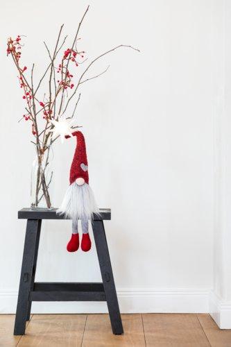 Weihnachtswichtel KULDE H53cm sitzend