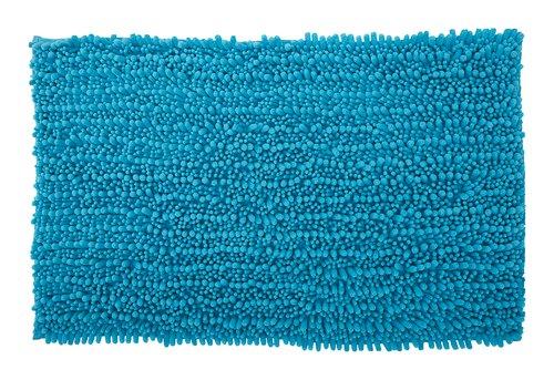 Badematte MICRO CHENILLE 50x80 türkis