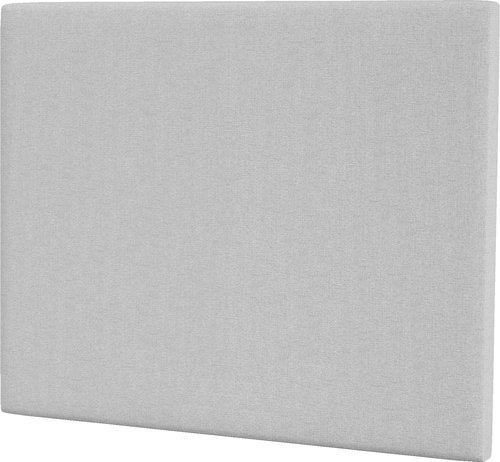 Sengegavl H10 PLAIN 140x115 grå-22