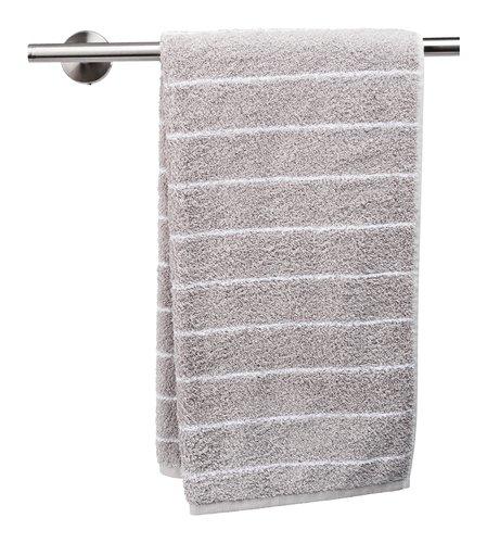 Telo da bagno SOFIL STRIPE grigio