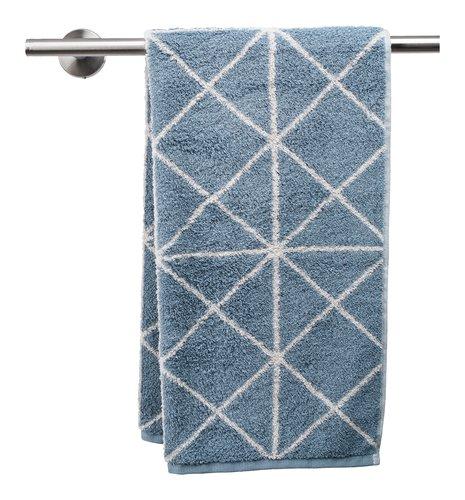 Lençol banho GRAPHIC azul poeirento