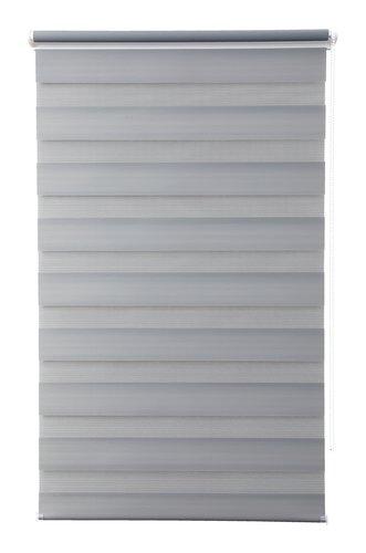 Doppelrollo IDSE 120x160 hellgrau