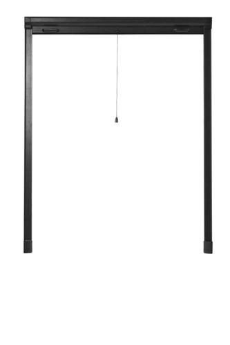 Insektenschutzrollo NYORD 130x160 braun