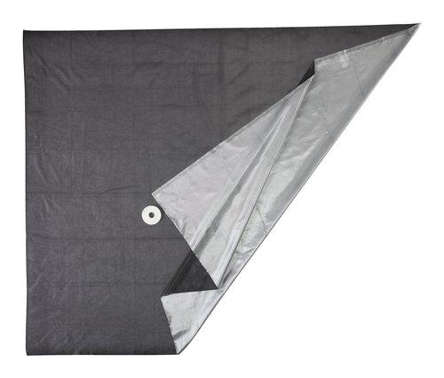 Insekten-/Sonnenschutz 130x150 schwarz