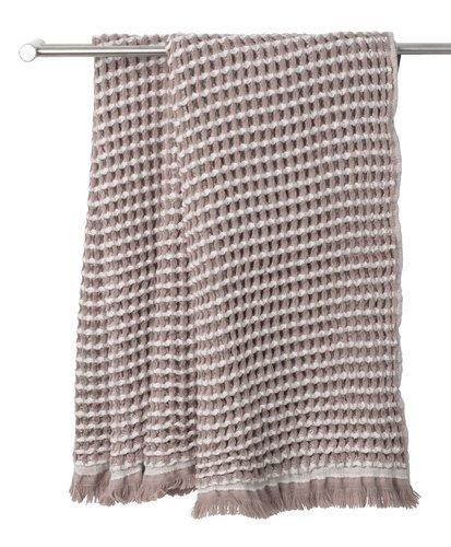 Badehåndklæde IDRE 70x140 sand SENSE