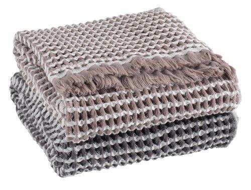 Badehåndkle IDRE 70x140 sand SENSE
