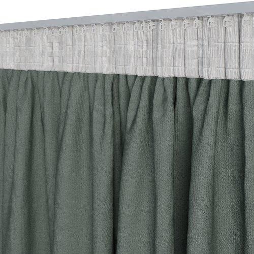 Zavesa za zamr. ARA 1x140x300 zelena