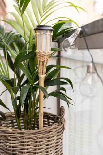 """Solarleuchte """"Bambus"""""""