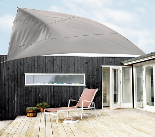 Sun shelter HOLD-AN W360xL360xD360 ass.