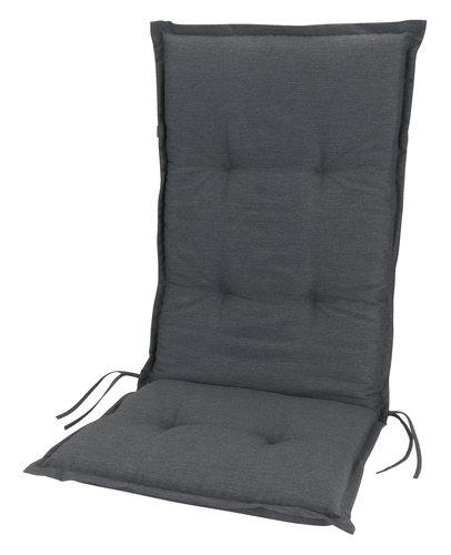 Pernă pentru scaun reglabil HOPBALLE gri