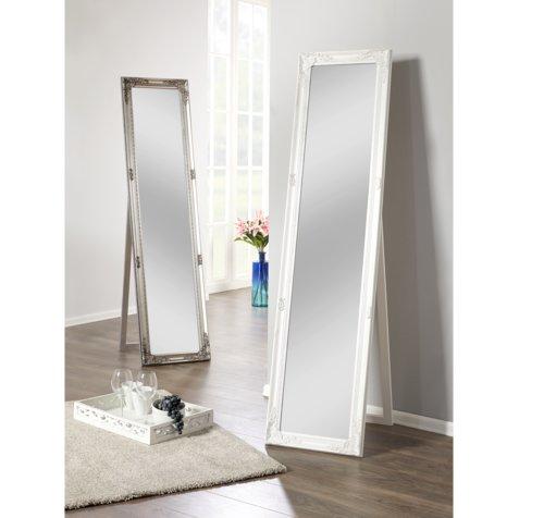 Espejo de pie VRANGSTRUP 40×160 plateado