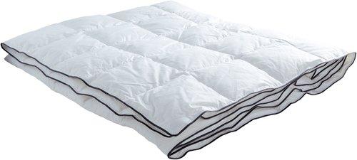 Bettdecke 450g FINNAN kühl 155x220