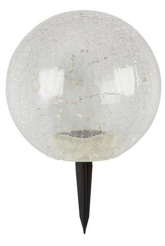Solcellelampe HAVSVALE Ø20xH29 glass