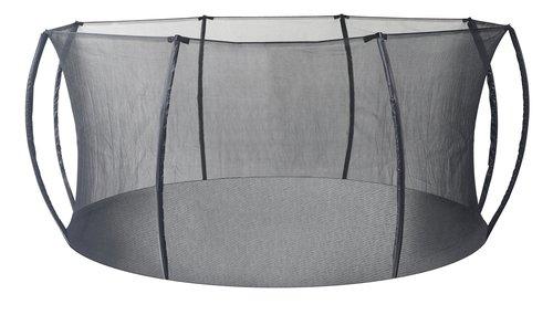 Δίχτυ ασφαλείας FALK Ø426xΥ180cm μαύρο