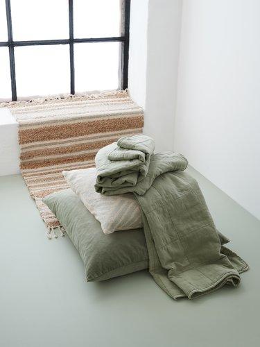 Cuscino ENGSYRE 45x45 menta