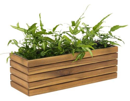 Pflanzkasten MYRHAUK 22x62x60 Holz