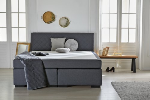 Boxspringbett 180x200 PLUS C60 DREAMZONE