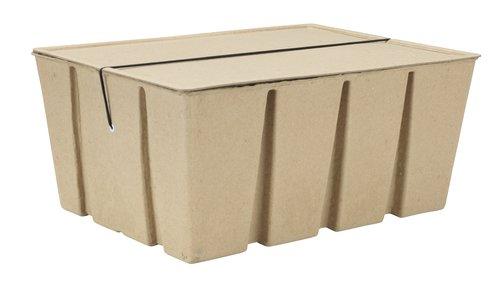 Opbergbox BJORK B40xL30xH18cm recycled