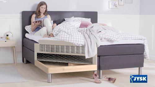 Ako si vybrať kontinentálnu posteľ   JYSK