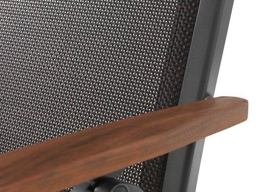 LARVIK D150 siva+4 MADERNE siva