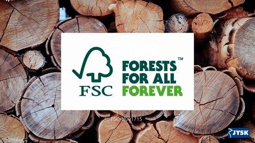 FSC-sertifioidut huonekalut