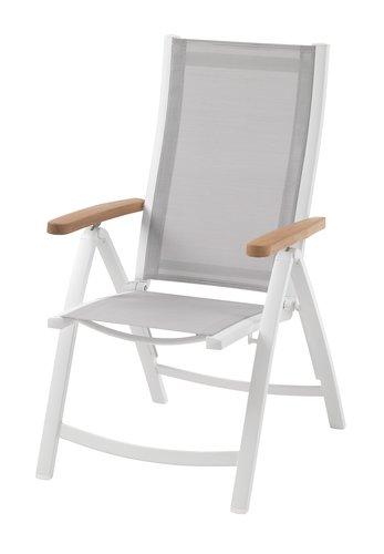Asentotuoli SLITE valkoinen