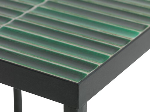 Side table UDSTRUP W45xL45xH45 green
