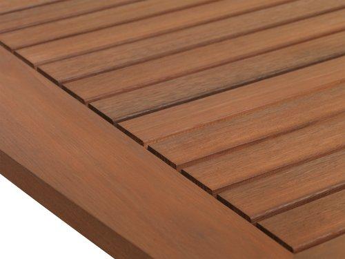 Tavolo KINGSTON P103xL180/241 hardwood