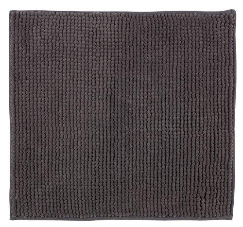Badrumsmatta FAGERSTA 45x50 grå