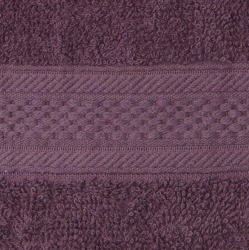 Handtuch UPPSALA dunkelviolett