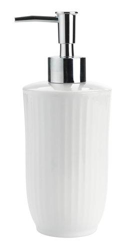 Såpepumpe HAGA hvit