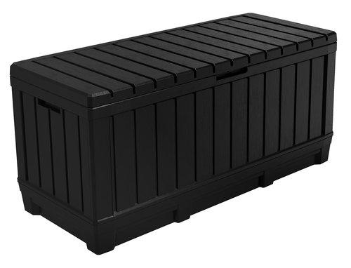 Úložný box FEJENSENG Š128xV59xH54 čierna