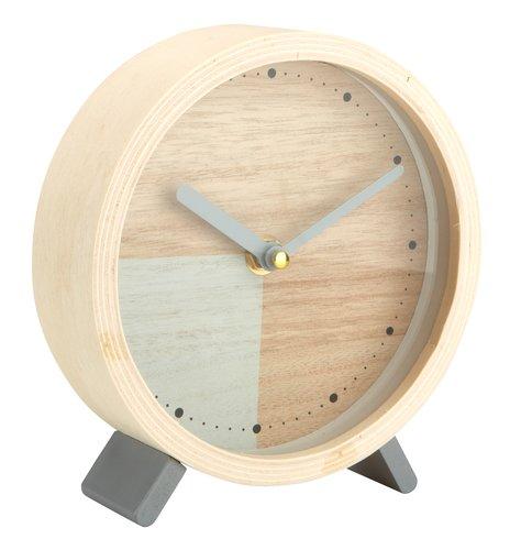 Orologio SIGFRED Ø15cm naturale