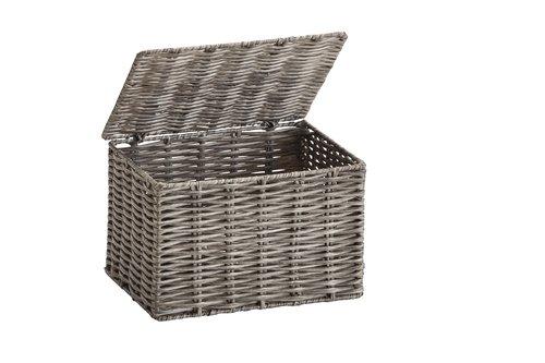 Caja HANNA A16xL20xA13 cm gris