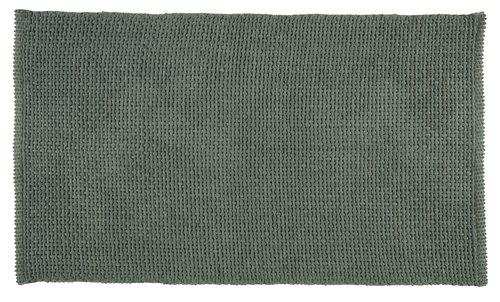 Tapis de bain NOLVIK 70×120 vert poudré