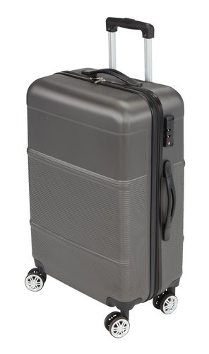 Koffer GUSTEN 3Stk/Set grau