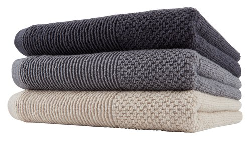 Badehåndklæde GISTAD 65x130 beige