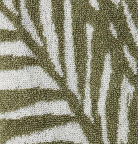 Osuška HORDA 70x140 zelená