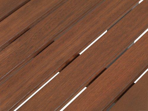 Маса YTTRUP Ш70xД75/126 см тв.дървесина