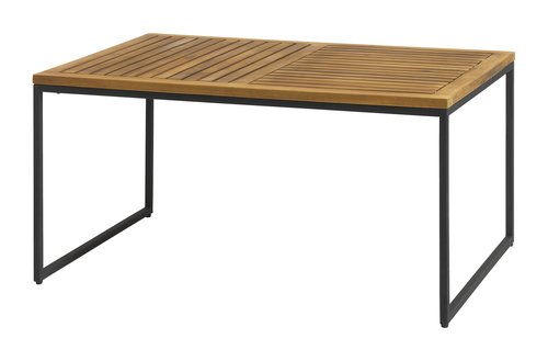Лаунж-стол UGILT 60x90 см Хардвуд